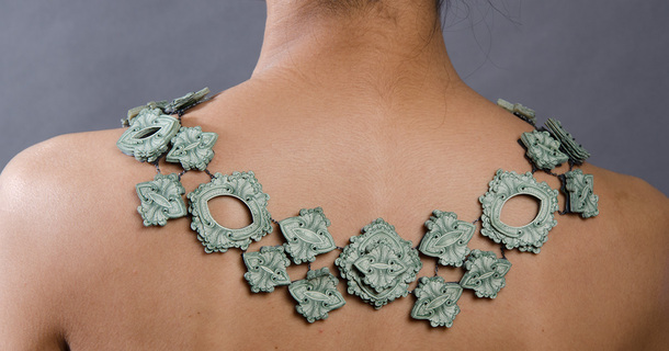 These Unbelievably Beautiful Pieces Of Jewelry Are Made From A Rather Unusual Material